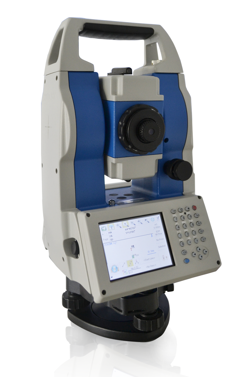 Surveying Electronic Distance Measurement : Total station